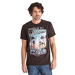 Joe Browns - Black it's the ride t-shirt