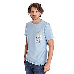 Joe Browns - Blue peekaboo t-shirt