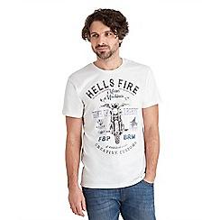 Joe Browns - Cream drive of your life t-shirt