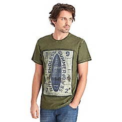 Joe Browns - Khaki endless summer t-shirt