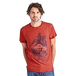 Joe Browns - Red california surf sessions t-shirt