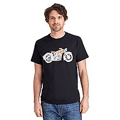 Joe Browns - Black ride of your life t-shirt
