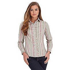 Joe Browns - Multi coloured super smart shirt