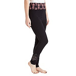 Joe Browns - Black fried frog leggings