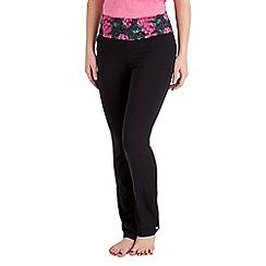 Joe Browns - Black perfect yoga leggings