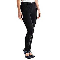 Joe Browns - Black perfect jersey trousers