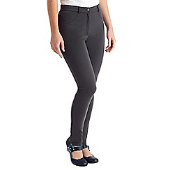 Joe Browns - Dark grey perfect jersey trousers