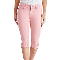Joe Browns - Pale pink must have capri trousers