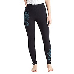 Joe Browns - Black individuals leggings
