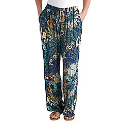 Joe Browns - Multi coloured perfect palazzo trousers