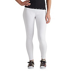 Joe Browns - White summer leggings