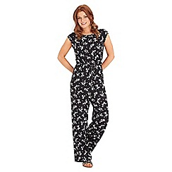 Joe Browns - Multi coloured ditsy daisy jumpsuit