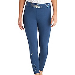 Joe Browns - Blue summer day leggings