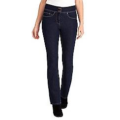 Joe Browns - Dark blue booty bootcut jeans