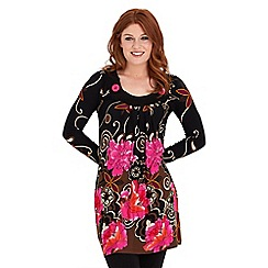 Joe Browns - Multi coloured sizzling tunic