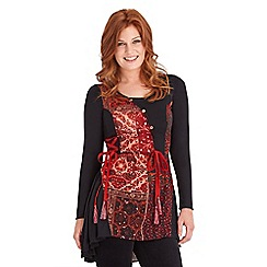 Joe Browns - Multi coloured remarkable tunic