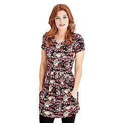 Joe Browns - Multi coloured vintage floral tunic