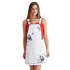Joe Browns - White perfect pinafore