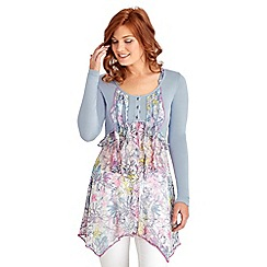 Joe Browns - Multi coloured forever summer tunic