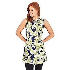 Joe Browns - Multi coloured perfect palm tunic