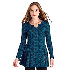 Joe Browns - Turquoise more than a basic tunic