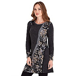 Joe Browns - Dark grey all you want for winter tunic