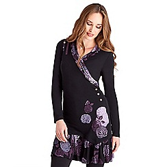 Joe Browns - Black dare to wear tunic