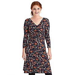Joe Browns - Multi coloured crucial carefree dress