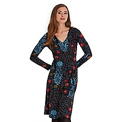 Joe Browns - Multi coloured eye catching print dress