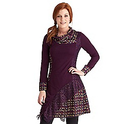 Joe Browns - Purple pretty in purple dress