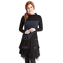 Joe Browns - Black indystar dress