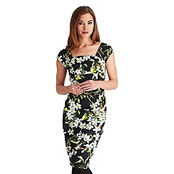 Joe Browns - Multi coloured sassy lustrous dress