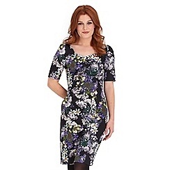 Joe Browns - Multi coloured sexy floral dress