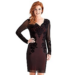 Joe Browns - Red all new head turner dress