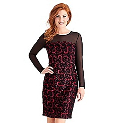 Joe Browns - Multi coloured sensual lace dress