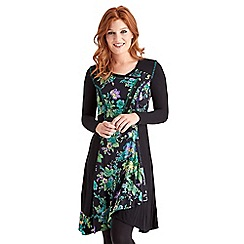 Joe Browns - Multi coloured funky floral dress