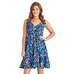 Joe Browns - Blue my desire dress