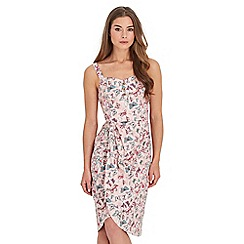 Joe Browns - Pink patina bloom dress