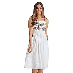 Joe Browns - White chao pescao dress