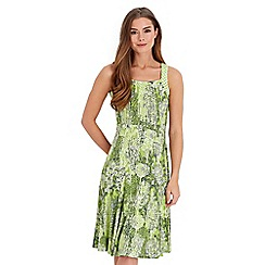 Joe Browns - Green caroline's favourite dress
