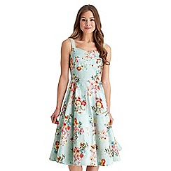 Joe Browns - Multi coloured into the night summer dress