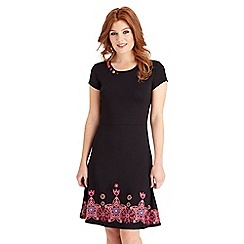 Joe Browns - Black simply stylish dress