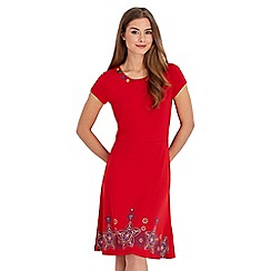 Joe Browns - Red simply stylish dress