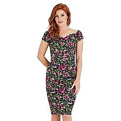Joe Browns - Multi coloured costa rica dress