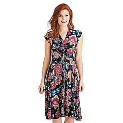 Joe Browns - Multi coloured vivacious dress