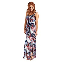 Joe Browns - Multi coloured funky freestyle maxi dress