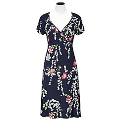 Joe Browns - Blue charismatic jersey dress