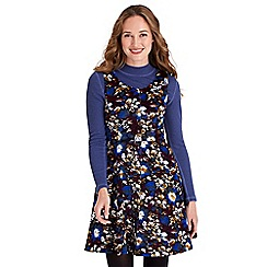 Joe Browns - Multicoloured floral print 'Stunning' knee length skater dress