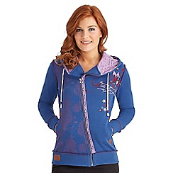 Joe Browns - Blue individual unique hoody