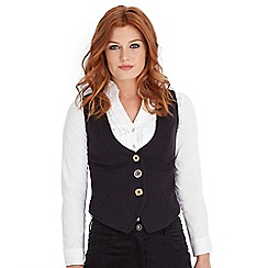 Joe Browns - Plum chic and stylish waistcoat